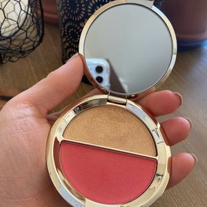 BECCA Jaclyn Hill Collection Blush highlight split